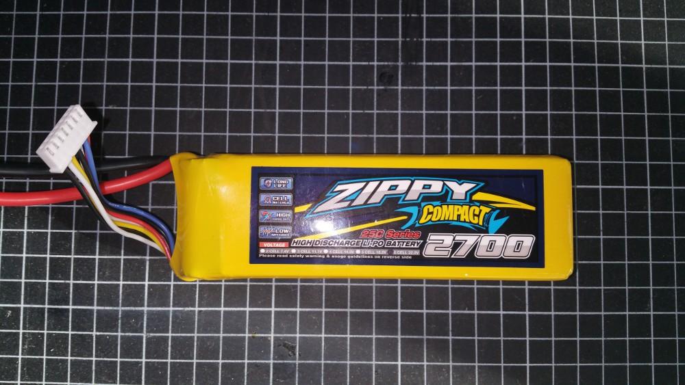 Lipo 6S/2700 30C